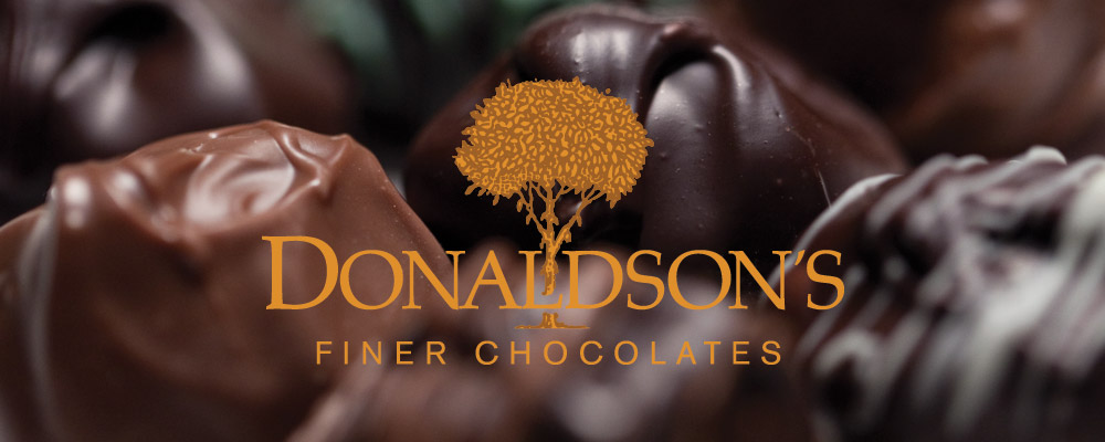 Donaldson's Finer Chocolates | Since 1966, Donaldson's Chocolates